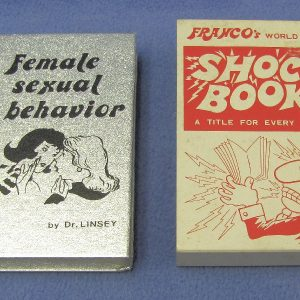 Shock Book - Franco American Novelty Company