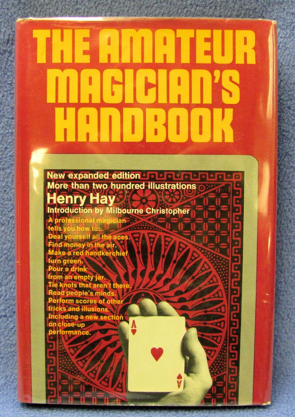 The Amateur Magician's Handbook (Henry Hay)