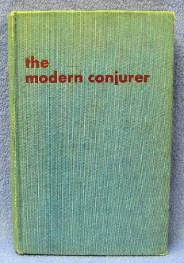 The Modern Conjurer by C. Lang Neil