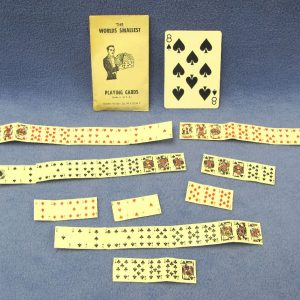 The World's Smallest Playing Cards