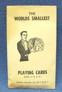 The World's Smallest Playing Cards-4