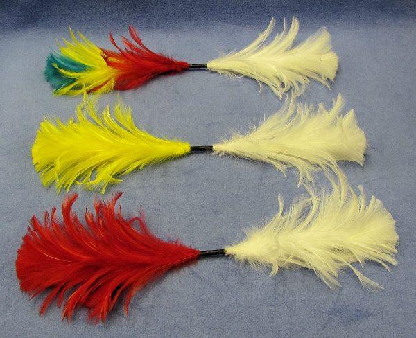 Unknown Feather Flower Trick
