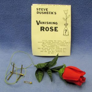 Vanishing Rose - Steve Dusheck