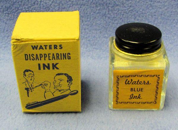 Vintage Waters Disappearing Ink