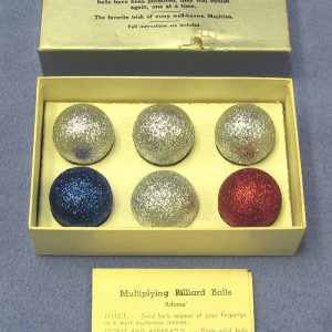 Adams' Multiplying Billiard Balls