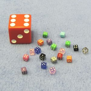 Dusheck's Dice-O-Matic