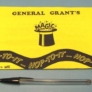 Hop To It (General Grant)