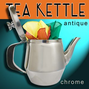 Magic Tea Kettle (Chrome)