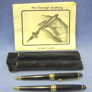 Pen Thru Anything (John Cornelius)