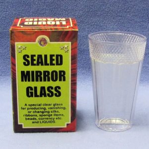 Sealed Mirror Glass