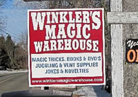 winklers magic warehouse sign hdr