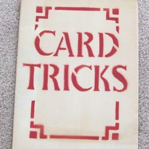 Abbott's Crazy Card Trick (Vintage)