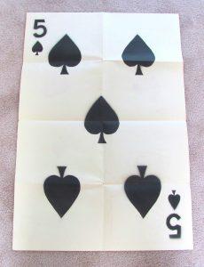 Abbott's Crazy Card Trick (Vintage)-4