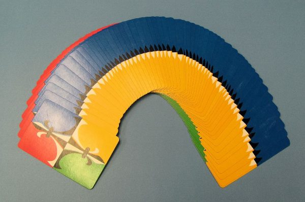 Fanning Deck With Plastic Case-5