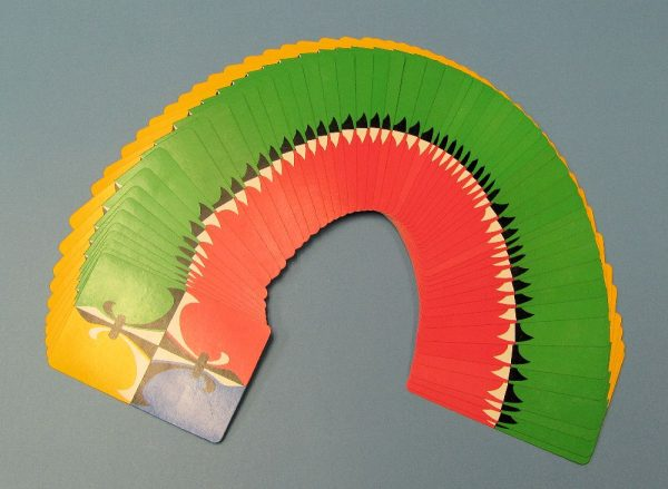 Fanning Deck With Plastic Case-6
