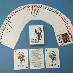Hank Lee's Cape Cod Conclave Playing Cards-2