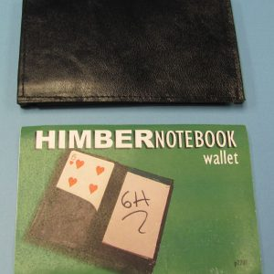 Himber Notebook Wallet