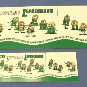Vanishing Leprechaun Puzzle Set