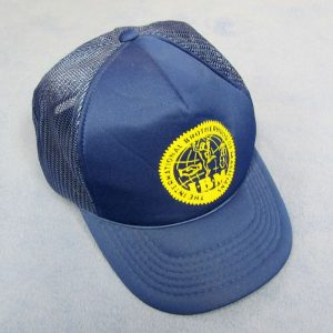 Baseball Cap With IBM Logo
