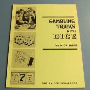 Gambling Tricks With Dice