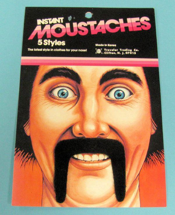 Instant Moustache - Fu Manchu