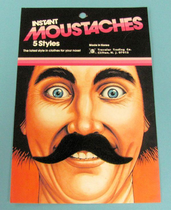 Instant Moustache - Handle Bars