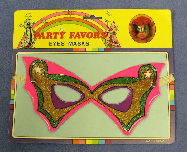 Party Favor Eye Mask - 2 Stars
