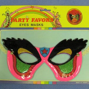 Party Favor Eye Mask - Star