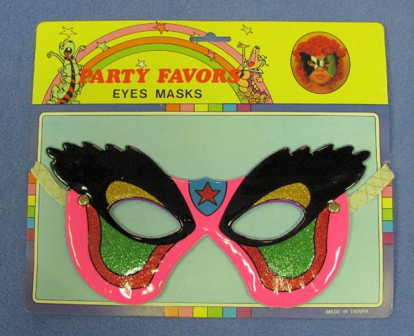 Party Favor Eye Mask - Star