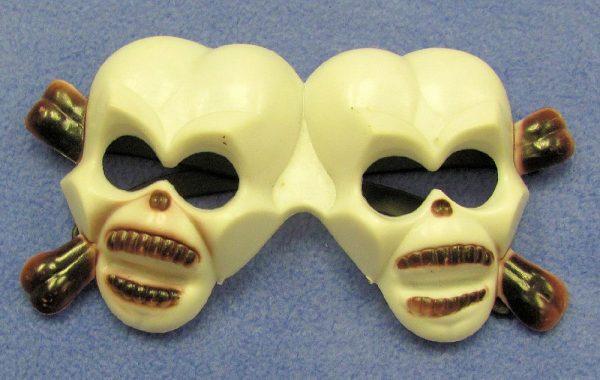 Plastic Skull Glasses