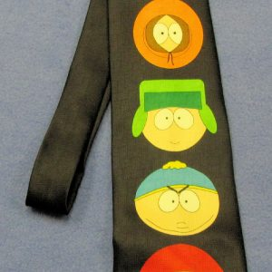 South Park Tie - Yule Tied