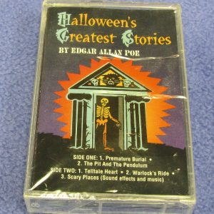 Halloween's Greatest Stories Audio Cassette