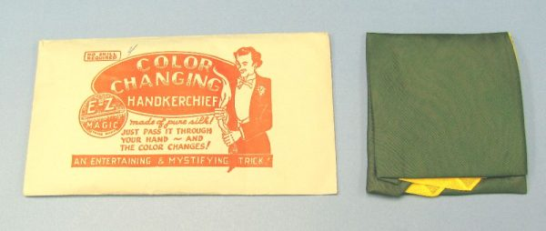 Color Changing Handkerchief (Double) - 12 Inch