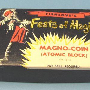 Fishlove's Magno Coin (Atomic Block)