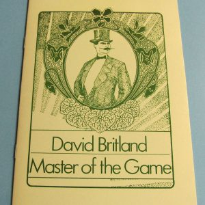 Master of The Game (David Britland)