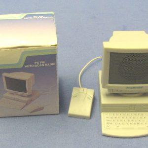 Mini Computer Radio Novelty