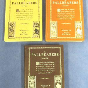 Pallbearers Review 1-10