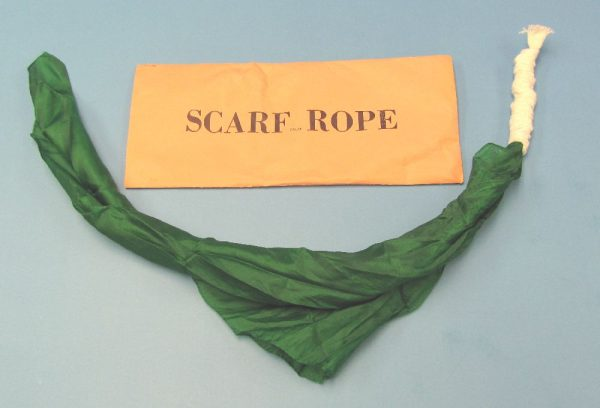 Scarf from Rope