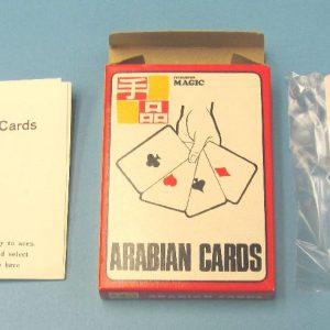 Tenyo's Arabian Cards T-5