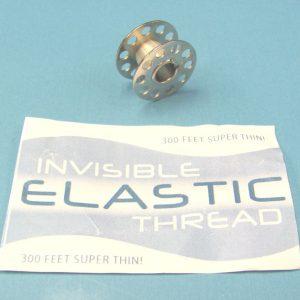 300 Feet of Elastic Invisible Thread