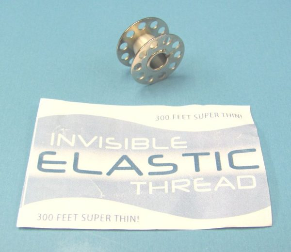 300 Feet of Elastic Invisible Thread