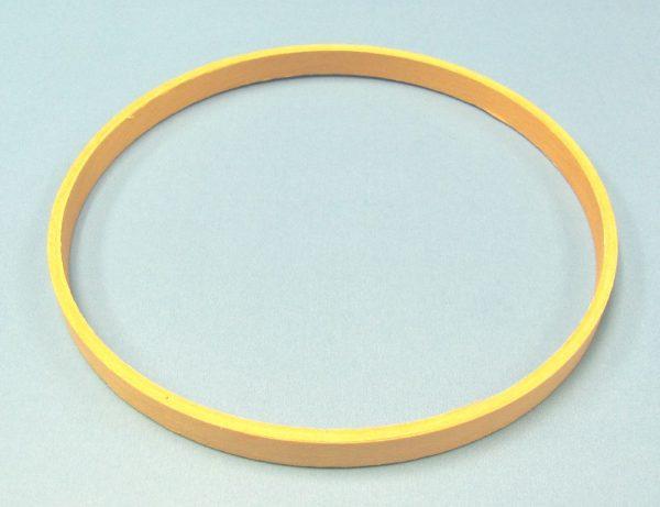 6 Inch Wooden Hoop