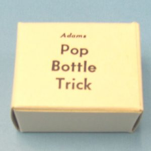 Adam's Pop Bottle Trick Boxed