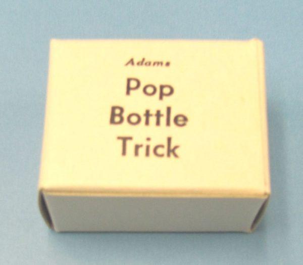 Adam's Pop Bottle Trick Boxed