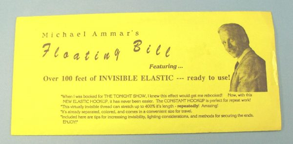 Ammar's Floating Bill