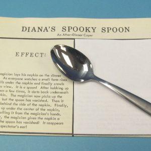 Diana's Spooky Spoon