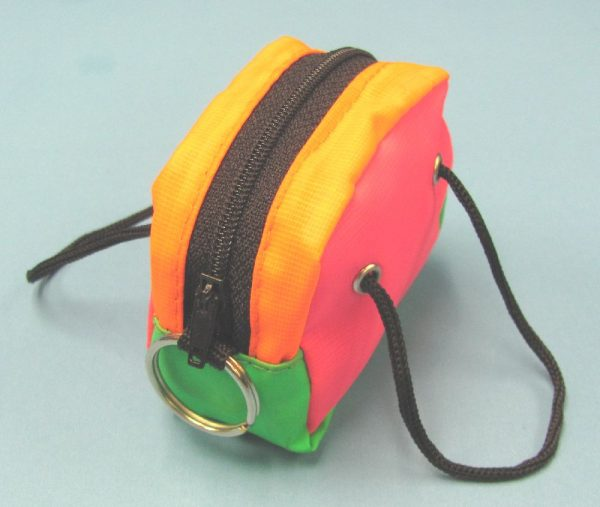 Duffle Bag Key Chain - Style 1