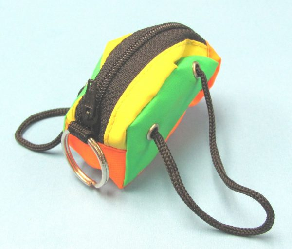 Duffle Bag Key Chain - Style 3