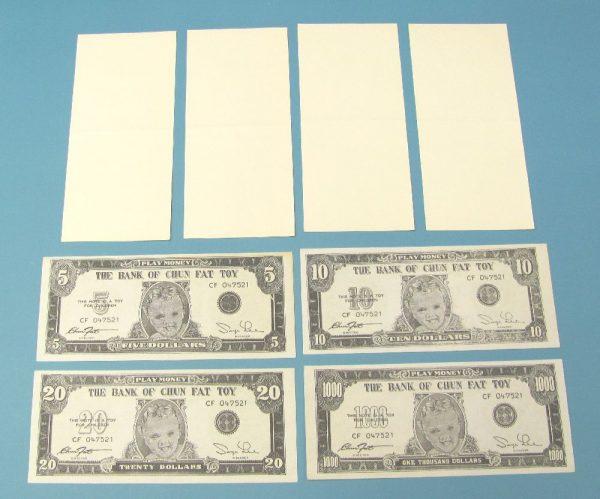 Easy Money (Patrick Page)