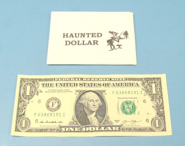 Haunted Dollar Bill